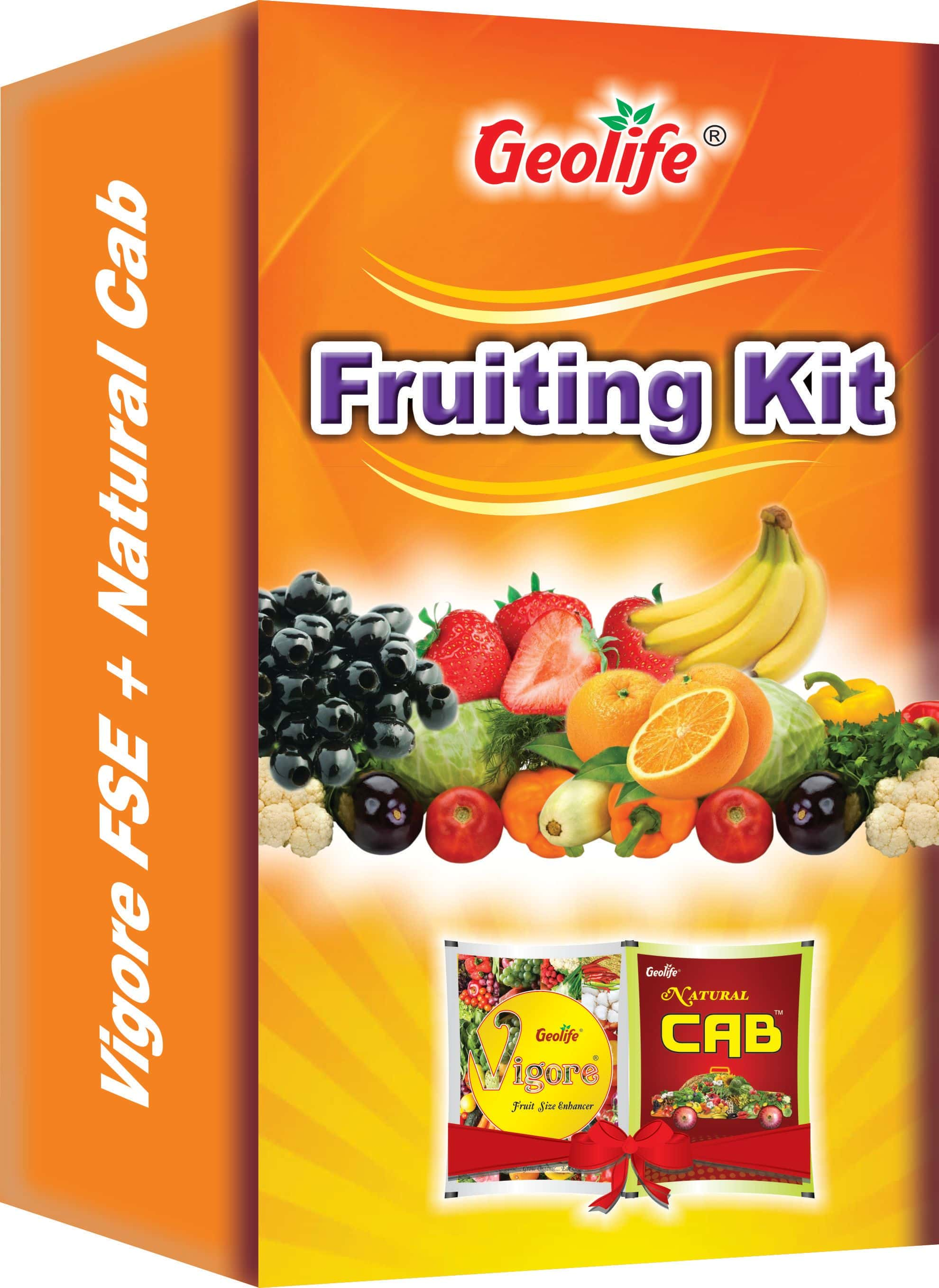 Fruiting Kit (Vigore Fruit Size Enhancer & Natural Cab)