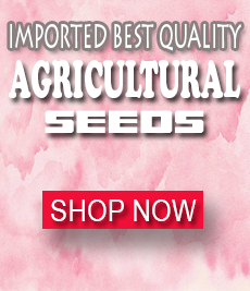 Discount on Agriculture Seeds