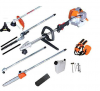 All rounder pack (5 in 1 pack brush cutter)