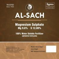 Mg - 9.6% , S - 12%