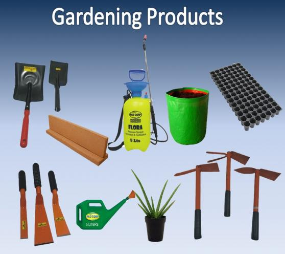 Nursery And Gardening Products
