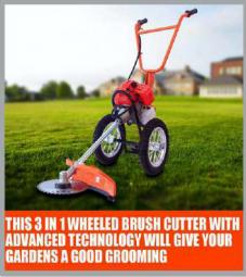 Multi Crop Cutter & Weeder
