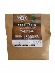 Seed Balls Just Throw & Grow Teakwood Tree Seed Balls