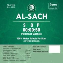 Potassium Sulphate/Sulphate of Potash
